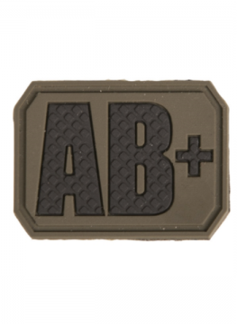 PATCH 3D GROUPE SANGUIN