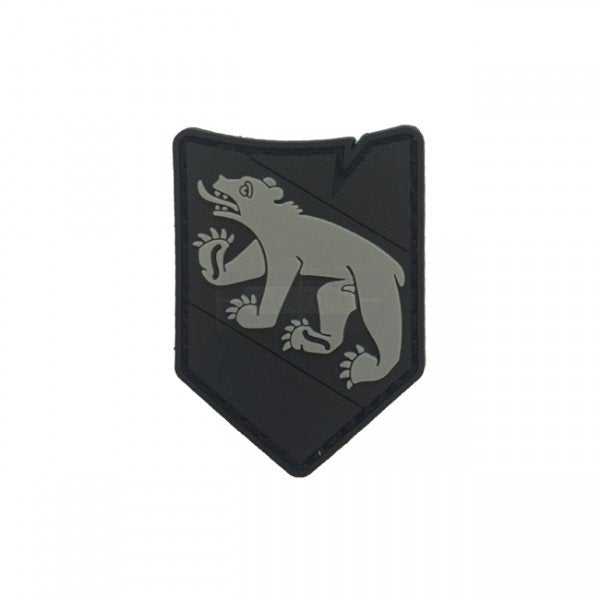 Pitchfork Tactical Patch BE Noir