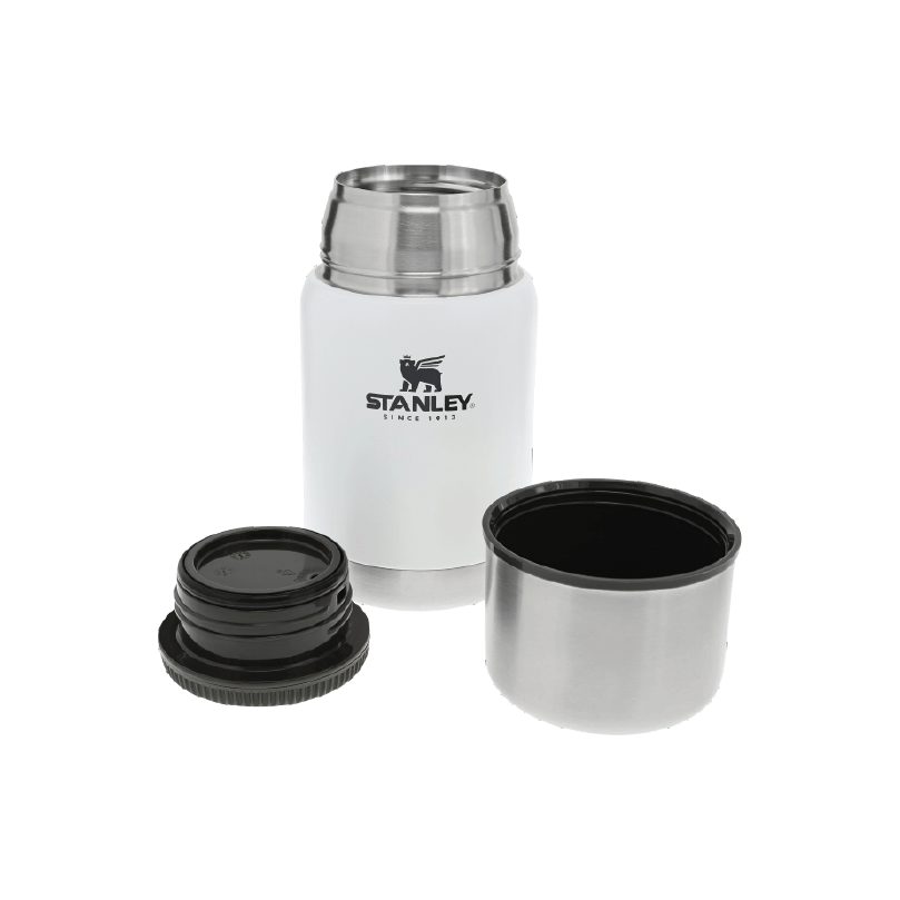 STANLEY ADVENTURE VACUUM FOOD JAR 0.7L POLAR
