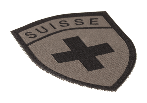 Patch Suisse RAL7013