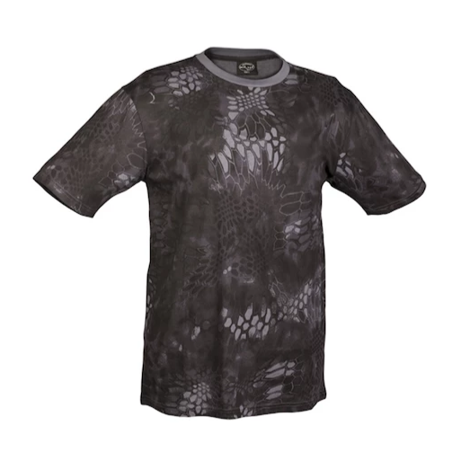 T-SHIRT CAMO MANDRA NIGHT