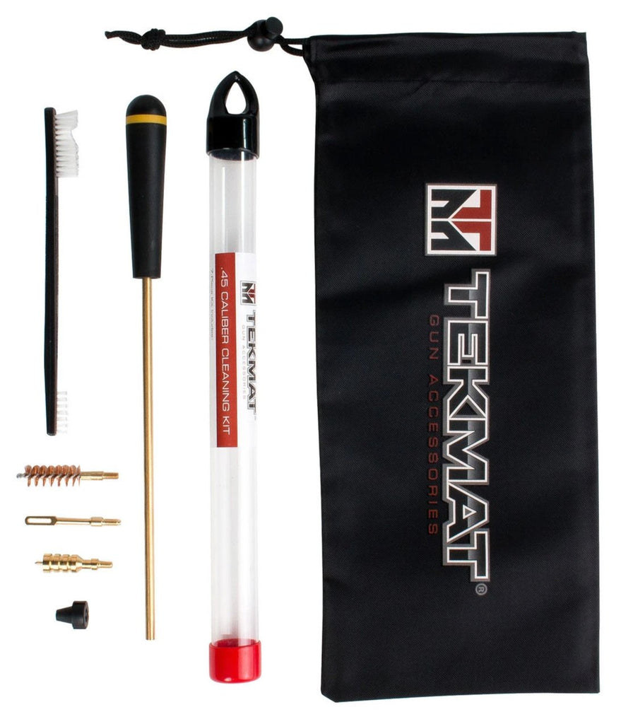 TekMat .45cal Handgun Cleaning Kit