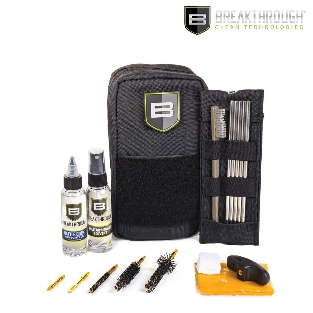 BREAKTHROUGH KIT DE NETTOYAGE CAL .223/5.56