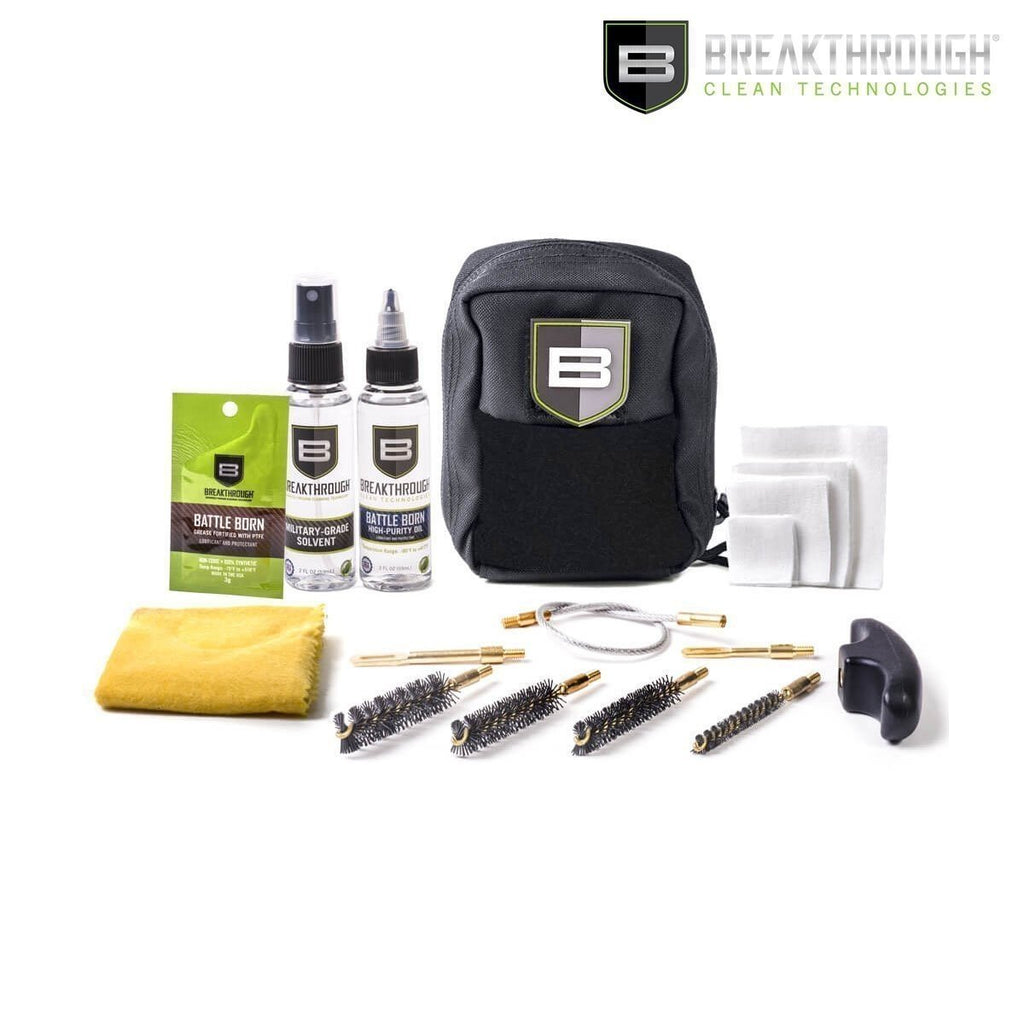 BREAKTHROUGH KIT DE NETTOYAGE ARMES DE POING