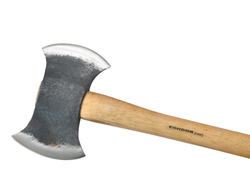 CONDOR DOUBLE BIT MICHIGAN AXE