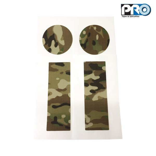 PROTAPES & SPECIALTIES KIT DE RÉPARATION MULTICAM