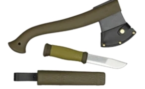 MORAKNIV OUTDOOR KIT MILITARY GREEN