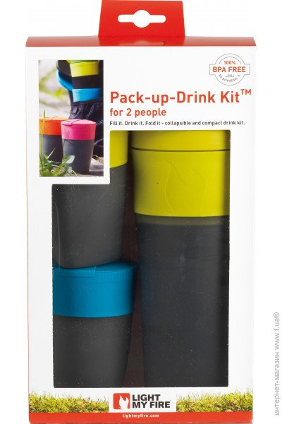 Pack Up Drink Kit