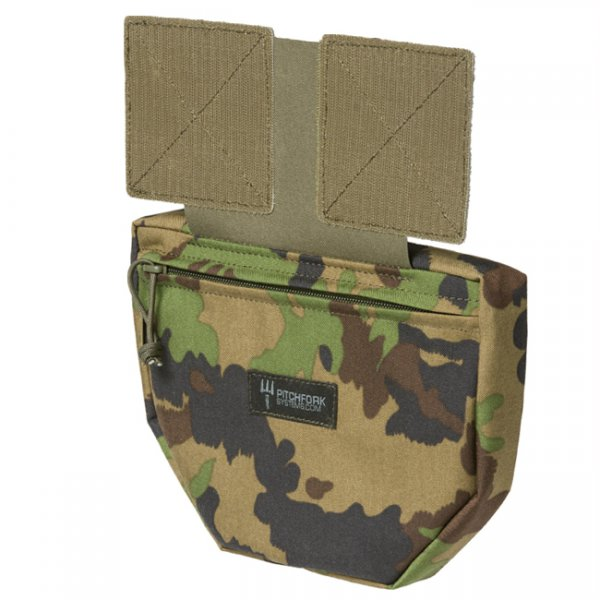 Pitchfork Drop Fanny Protector Pouch - SwissCamo