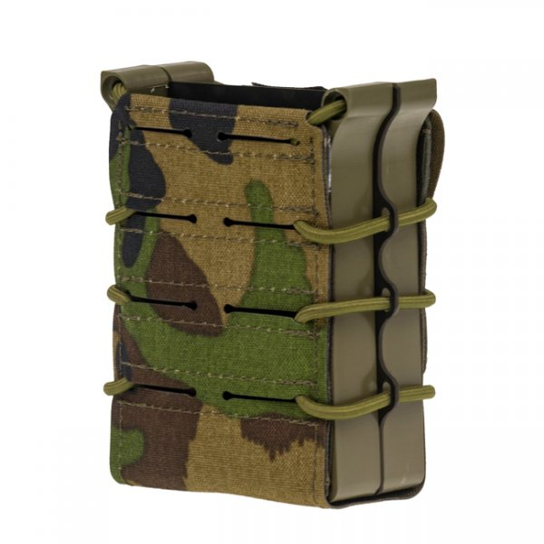 Pitchfork FAST Double Rifle Magazine Pouch - SwissCamo