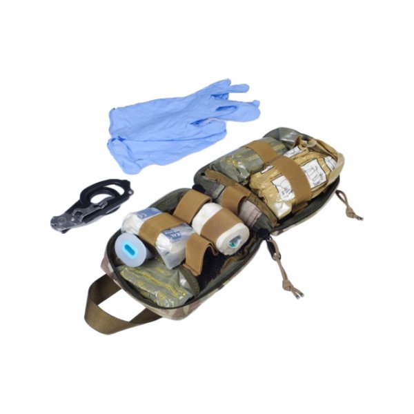 Pitchfork Rip Away First Aid Pouch - SwissCamo