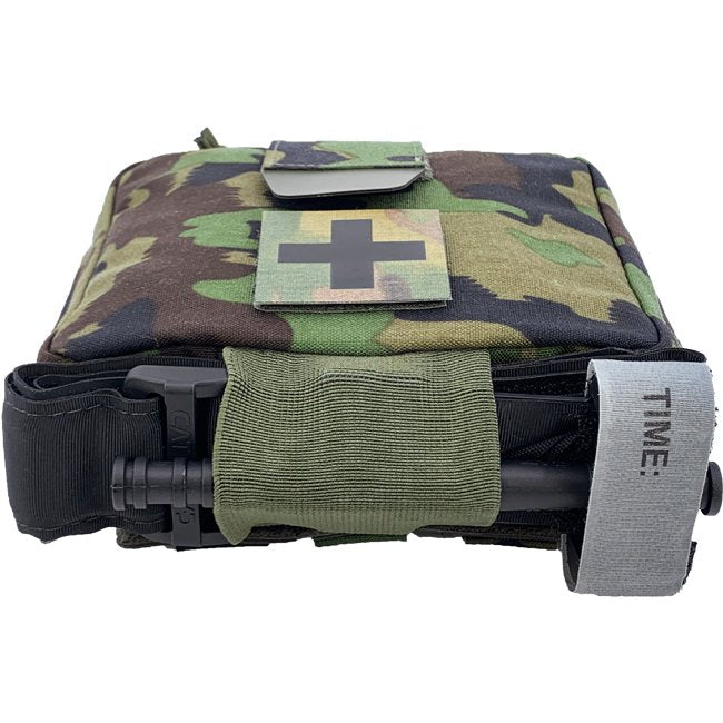 Pitchfork Rip-Away First Aid Pouch 2 - SwissCamo