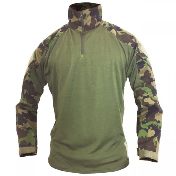 Pitchfork Under Armor Combat Shirt - SwissCamo