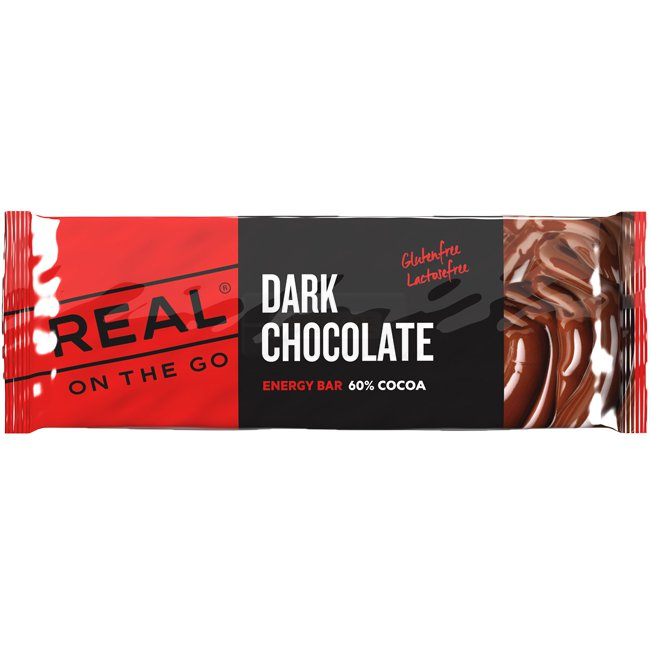 REAL Energy Chocolate 50g (60% cacao)
