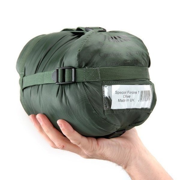 SNUGPAK SAC DE COUCHAGE SPECIAL FORCES 1