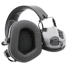Casque anti bruit actif Earmor M31 MOD3 grey