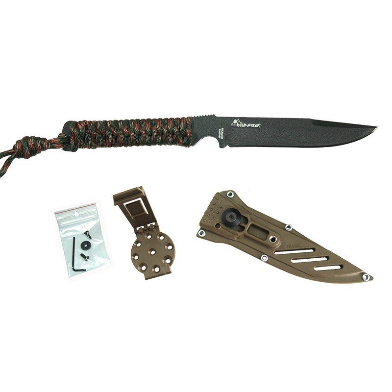 Wildsteer WTXL woodland camo