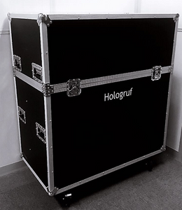 Complete Holo-100 SET (including the road case)