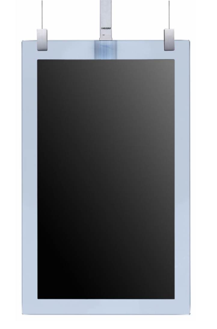 55'' Hanging In-glass Double-sided OLED Display