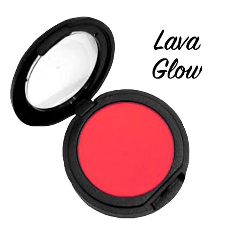 LAVA GLOW (Red) Pressed Eyeshadow Single