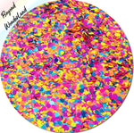 """BEYOND WONDERLAND"" *UV*/BlackLight* Festival FunFetti"