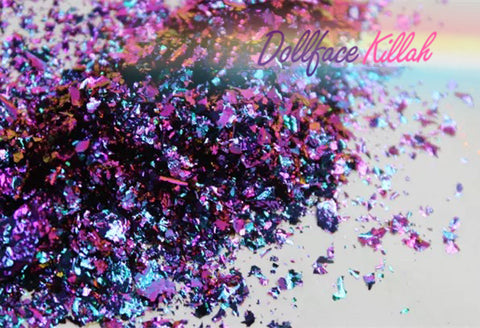 """DOLLFACE KILLAH"" Deadly Venom Collection - inkeddollcosmetics"