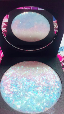 *FAIRYTALE GODDESS HIGHLIGHTER* (36mm or 59mm HUGE!!) - inkeddollcosmetics