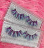 *FROSTINE* (Blue/White) DreamDoll Color Lashes!