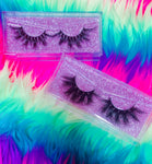 #GAGGED 3D DreamDoll Lashes *GLITTER* Case - inkeddollcosmetics