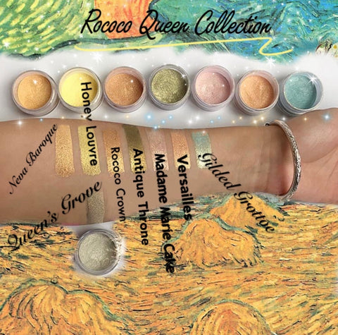 """ROCOCO QUEEN COLLECTION!"" - inkeddollcosmetics"