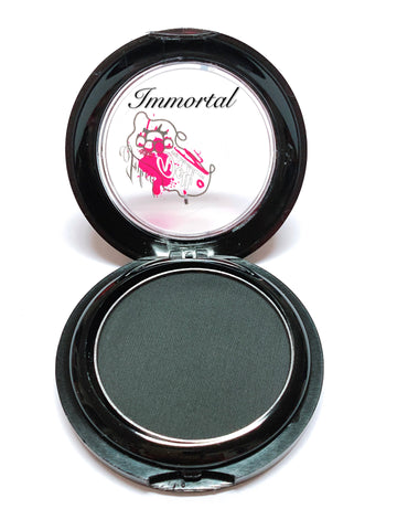 IMMORTAL (Dark Grey) Pressed Eyeshadow Single