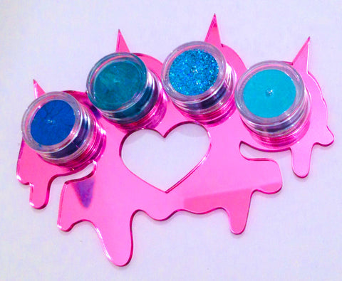 MERMAID GOALS Knuckleduster Palette
