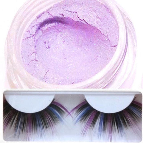 LAVENDER SNOW DOLLust DUST - inkeddollcosmetics