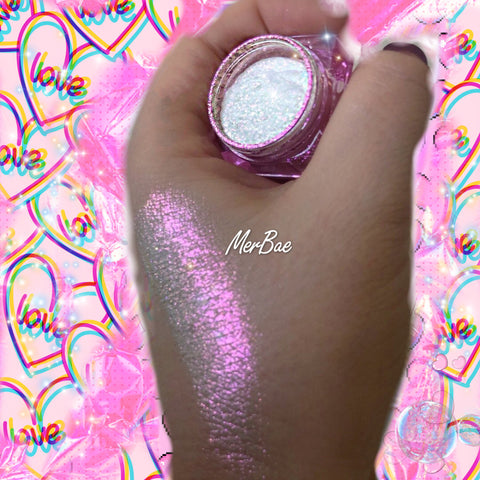 *MER-BAE* Unicorn Glow Highlighter! Dollust Dust - inkeddollcosmetics