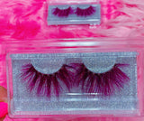 *ROYALTY* (Purple) DreamDoll COLOR Lashes!