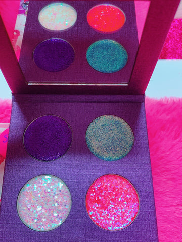 UNICORN REALNESS Quad - inkeddollcosmetics