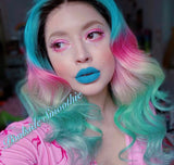 "The ""BLUES/GREEN!!"" DOLLICIOUS MATTE Vegan Liquid Lipstick"