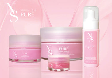- DISPONIBLE- PACK 4 PRODUCTOS LÍNEA PURE - Derma Care -