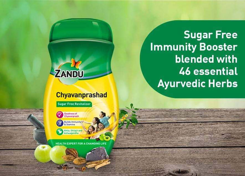 Zandu Chyavanprashad (450g)(Pack of 2)