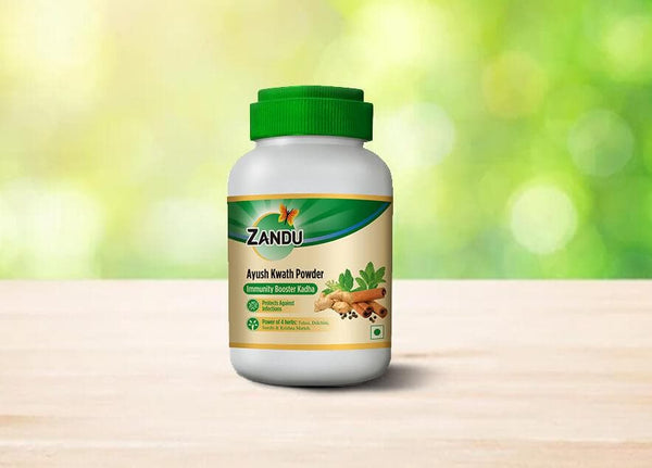 Zandu Ayush Kwath Powder Pack of 3