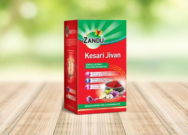 Zandu Kesari Jivan 200 G (Buy 2 Get 1 Free)(Pack of 3)