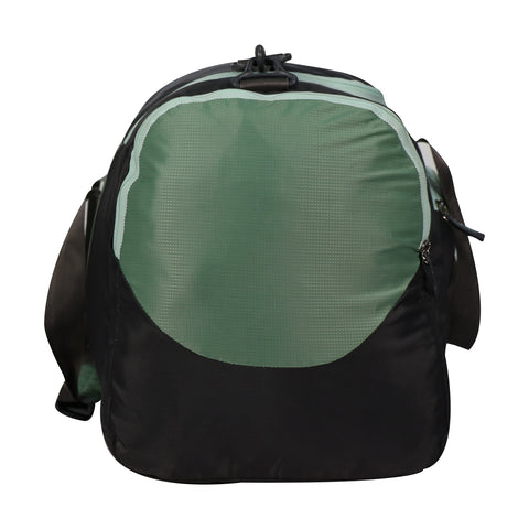 Mike weekender duffel bag - Green & Grey