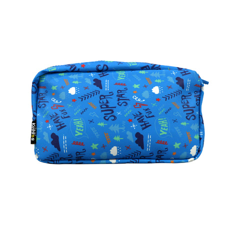 Image of Fancy Star Pencil Case  Crazy Theme