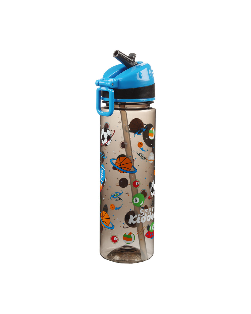 Smily Kiddos Fancy Sipper Bottle - Black