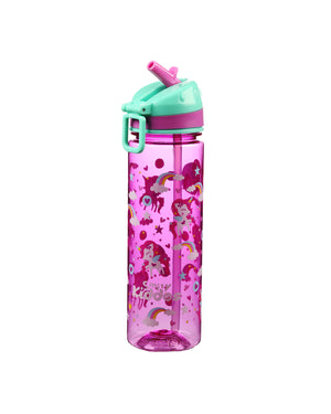 Smily Kiddos Fancy Sipper Bottle - Pink