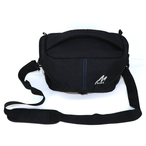 Image of Mike Padded Camera Equipment Bag - Black