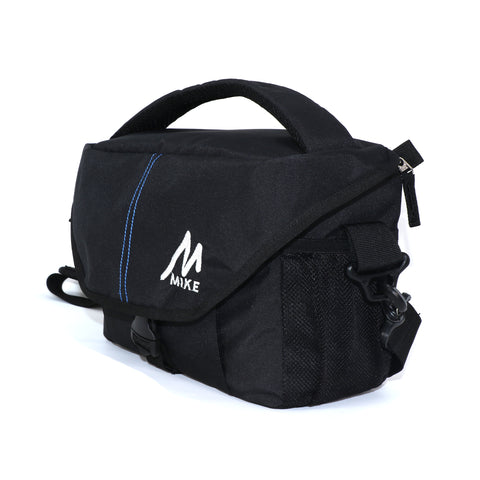 Mike Padded Camera Equipment Bag - Black