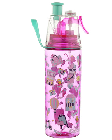 Image of Smily Kiddos - Sports Drink Bottle - Purple
