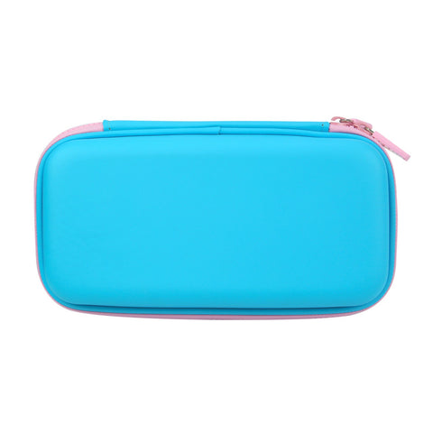 Image of Smily Small Pencil Case Light Blue
