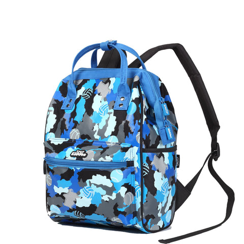Image of Smily Casual Backpack Blue